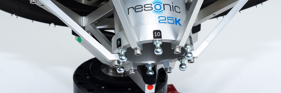 Resonic K: Test Rig for Measurement of Mass Properties, Inertia Properties and Center of Gravity
